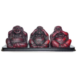 Statuettes Bouddhas de la Sagesse