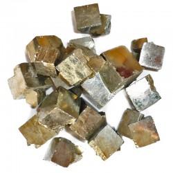 Pyrite Cubique en Sachet